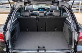 Mercedes GLC Class, boot