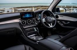 Mercedes GLC Class, interior