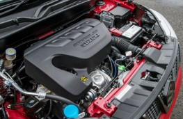 Suzuki Vitara S, Boosterjet engine