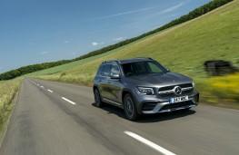 Mercedes-Benz GLB, dynamic