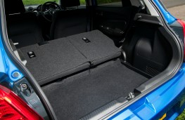 Suzuki Swift, boot