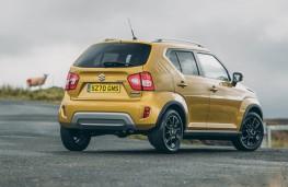 Suzuki Ignis, rear