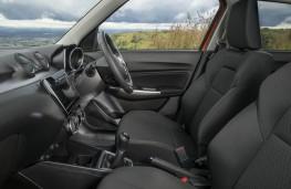 Suzuki Swift Sport Hybrid, interior