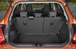 Suzuki Swift Sport Hybrid, boot