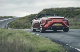Toyota Land Cruiser, 2021, rear, action