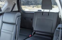Lexus LC 500, 2017, seats