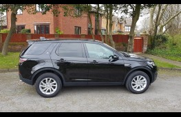 Land Rover Discovery Sport Si4 SE Tech, profile