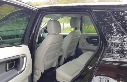 Land Rover Discovery Sport Si4 SE Tech, interior