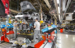 Nissan Leaf, 50,000 cars built at Sunderland