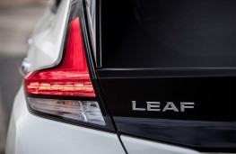 Nissan Leaf, 2018, badge