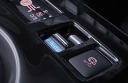 Nissan Leaf, 2018, e-Pedal control
