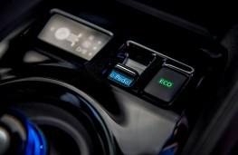 Nissan Leaf, 2018, e-pedal switch