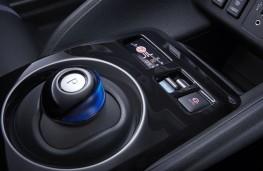 Nissan Leaf, 2018, gear selector