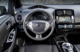 Nissan Leaf 2105, interior