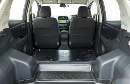 Nissan LEAF AT-EV, 2017, interior