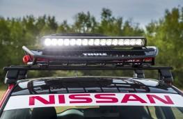 Nissan LEAF AT-EV, 2017, light bar