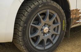 Nissan LEAF AT-EV, 2017, wheels