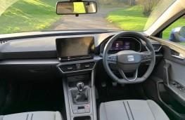 SEAT Leon, 2020, interior