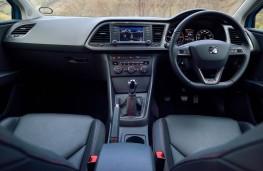 SEAT Leon, interior
