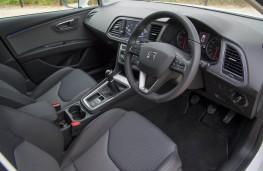 SEAT Leon ST, interior