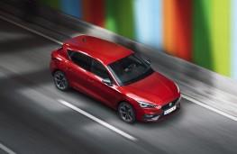 SEAT Leon e-Hybrid, 2020, front
