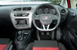 SEAT Leon FR+, interior