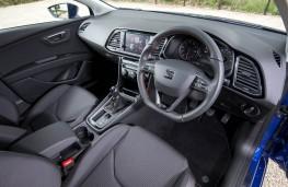 SEAT Leon, 2017, interior