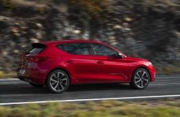 SEAT Leon e-Hybrid, 2020, rear