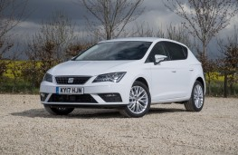 SEAT Leon SE Technology, 2017, side