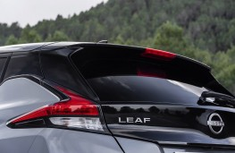 Nissan Leaf10, 2021, rear detail