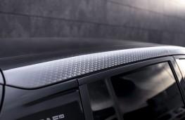 Nissan Leaf10, 2021, roof Kumiko pattern detail