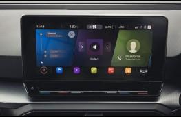 SEAT Leon, 2020, display screen