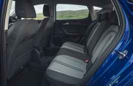 SEAT Leon, 2020, rear seats