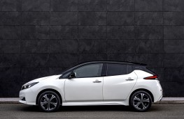 Nissan Leaf10, 2021, side