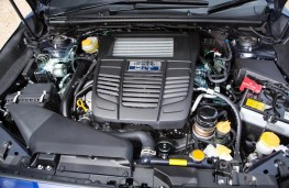 Subaru Levorg, engine