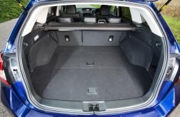 Subaru Levorg, boot
