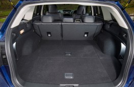 Subaru Levorg, 2017, boot