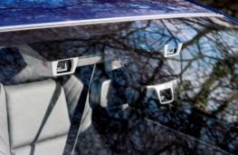 Subaru Levorg, 2017, EyeSight cameras