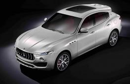 Maserati Levante, front
