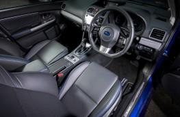 Subaru Levorg, 2017, interior