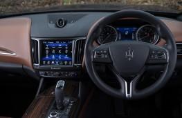 Maserati Levante GTS, 2019, interior