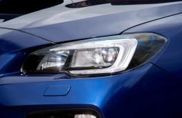 Subaru Levorg, 2017, LED headlights
