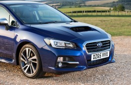 Subaru Levorg, nose