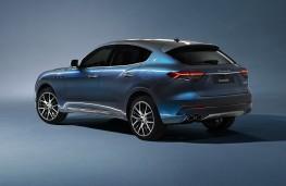 Subaru Levorg, rear