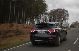 Maserati Levante GTS, 2019, rear