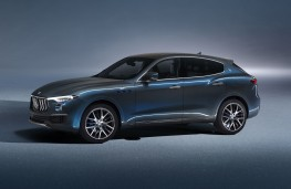 Subaru Levorg, side