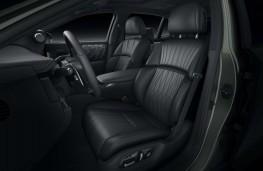 Lexus LS 500h, 2020, interior