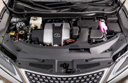 Lexus RX 450h, 2019, engine