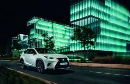 Lexus NX, 2019, front