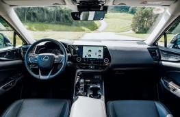 Lexus NX, 2021, interior